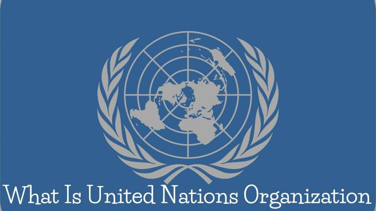 What Is United Nations Organization In Hindi